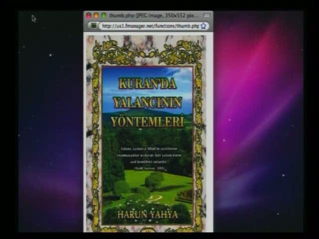 video Adnan Oktar